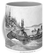 Canada Fur Trade Coffee Mug