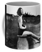 Clara Bow (1905-1965) Coffee Mug by Granger