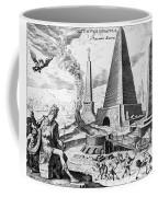 Egypt: Cheops Pyramid Coffee Mug