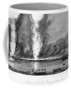 First Opium War, 1841 Coffee Mug