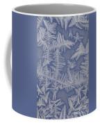 Frost On A Window Coffee Mug