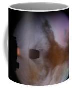 Handgun And .45 Caliber Bullet Coffee Mug