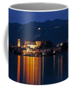 Island Of San Giulio Coffee Mug by Joana Kruse