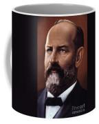 James A. Garfield (1831-1881) Coffee Mug