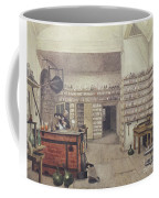 Michael Faraday, English Physicist Coffee Mug
