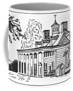 Mount Vernon Coffee Mug