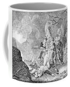Quebec Expedition, 1775 Coffee Mug