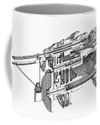 Screw-making Machine Coffee Mug