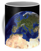 The Blue Marble Next Generation Earth Coffee Mug