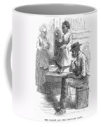 Tobacco Factory, C1880 Coffee Mug