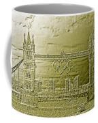 Tower Bridge Art Coffee Mug