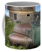 Vintage Farm Trucks Coffee Mug