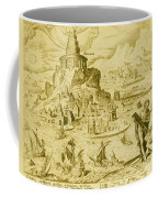 7 Wonders Of The World, Lighthouse Coffee Mug
