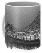 Albert Bridge London Coffee Mug