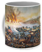 Battle Of Fredericksburg Coffee Mug
