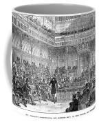 Benjamin Disraeli (1804-1881) Coffee Mug