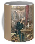 Benjamin Franklin, American Polymath Coffee Mug