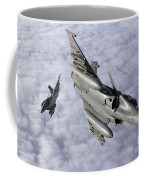 Dassault Rafale B Of The French Air Coffee Mug