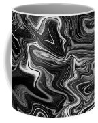 Digital Art Abstract Coffee Mug