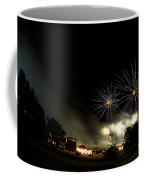 Fireworks Coffee Mug by Angel  Tarantella