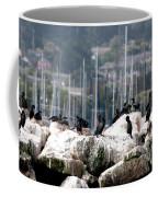 Monterey Harbour Coffee Mug