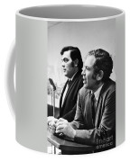 Norman Mailer (1923-2007) Coffee Mug