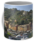 Portofino Coffee Mug by Joana Kruse