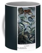 Verne: 20,000 Leagues Coffee Mug