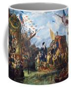 Washington: Inauguration Coffee Mug