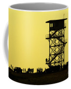 82nd Airborne Division Soldiers Gather Coffee Mug