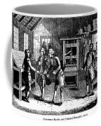 Benjamin Franklin Coffee Mug