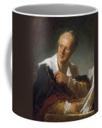 Denis Diderot (1713-1784) Coffee Mug