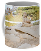 Fairytale Sand Sculpture  Coffee Mug