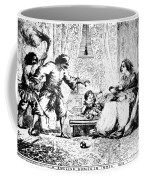 India: Sepoy Rebellion, 1857 Coffee Mug