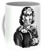 Nicolaus Copernicus, Polish Astronomer Coffee Mug