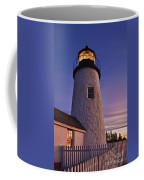 Pemaquid Point Lighthouse Coffee Mug