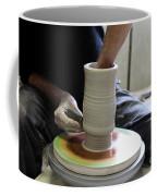 Pottery Wheel, Sequence Coffee Mug