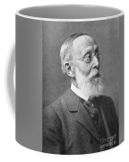 Rudolph Virchow, German Polymath Coffee Mug by Science Source