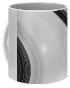 Saturns Rings Coffee Mug