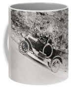 Silent Film: Automobiles Coffee Mug