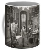 Silent Film Still: Offices Coffee Mug