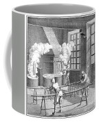 Textile Manufacture Coffee Mug
