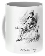 Washington Irving Coffee Mug