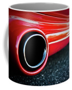 94 Vette Side Pipes Coffee Mug