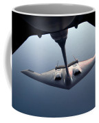 A B-2 Spirit Bomber Conducts Coffee Mug