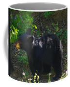 A Bear Cub Coffee Mug