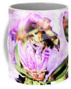 A Bees World Coffee Mug