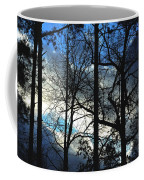 A Blue Winter's Eve Coffee Mug