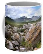 A Boulder Near Loch Garve Coffee Mug