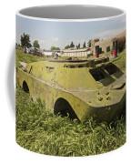 A Brdm-2 Combat Reconnaissancepatrol Coffee Mug